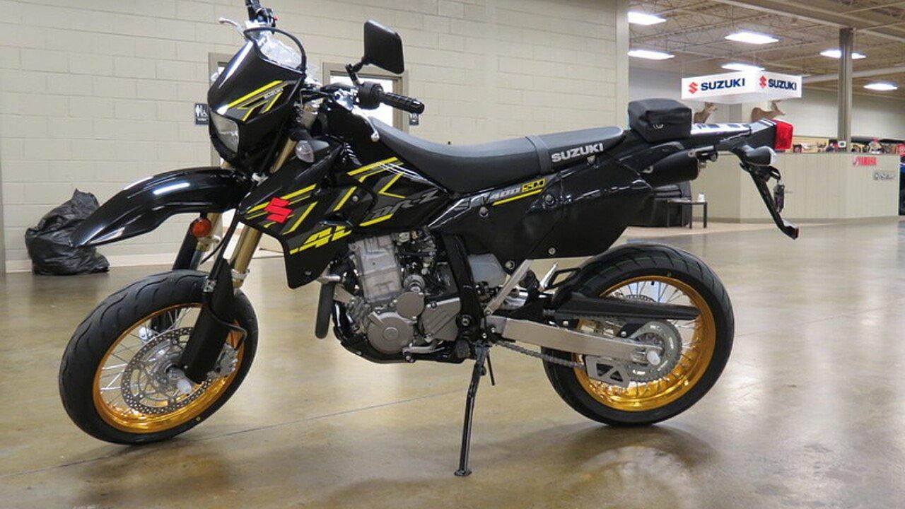 2018 Suzuki DR-Z400SM for sale 200599433