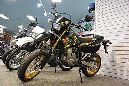 2018 Suzuki DR-Z400SM for sale 200625415