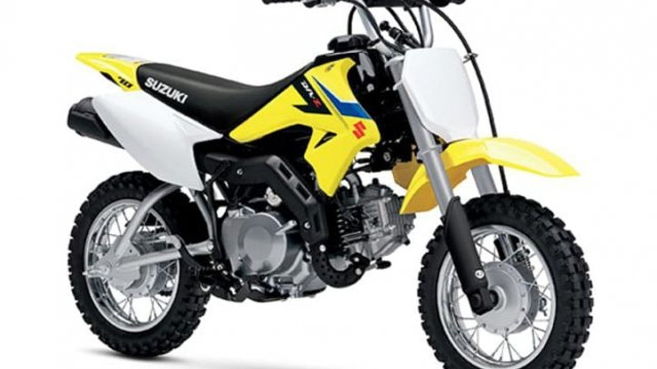 2018 Suzuki DR-Z70 for sale 200492563