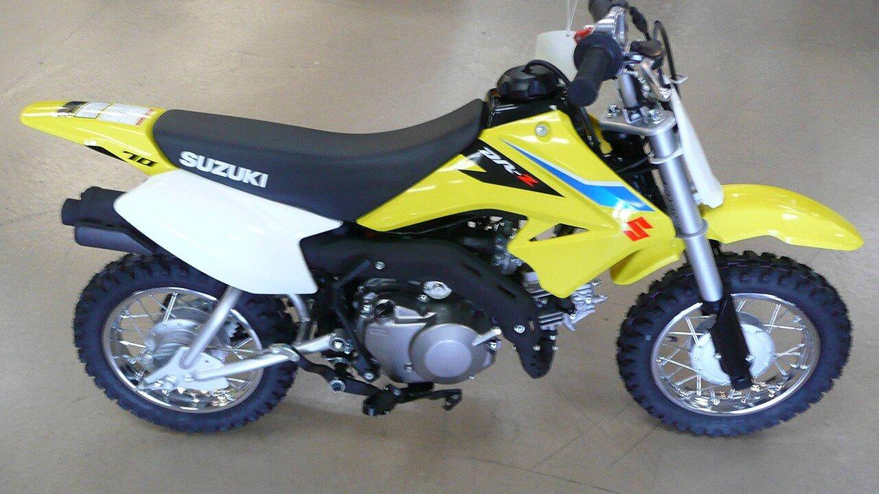 2018 Suzuki DR-Z70 for sale 200497859