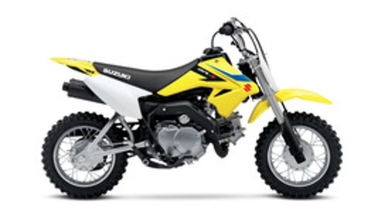 2018 Suzuki DR-Z70 for sale 200562904