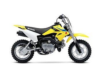 2018 Suzuki DR-Z70 for sale 200562907