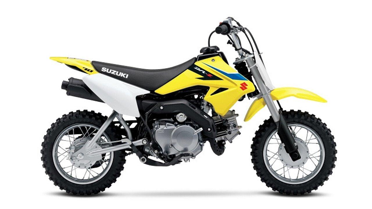 2018 Suzuki DR-Z70 for sale 200565040