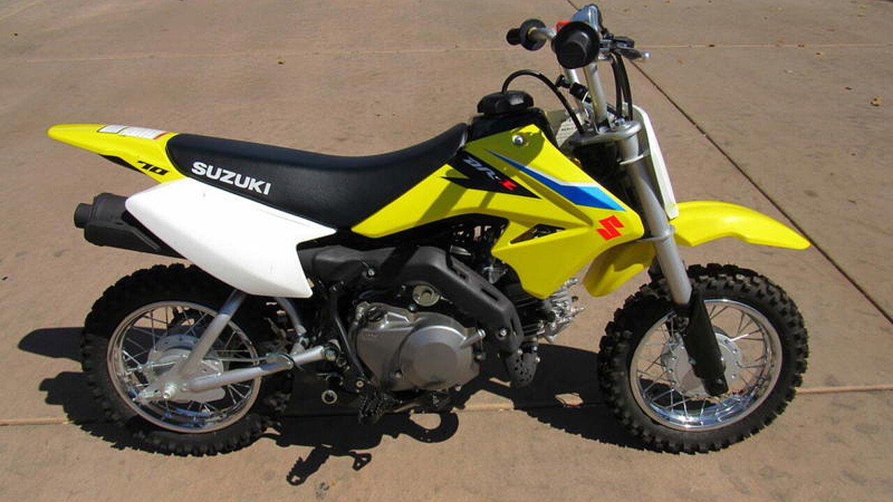 2018 Suzuki DR-Z70 for sale 200598148
