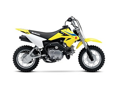 2018 Suzuki DR-Z70 for sale 200529264