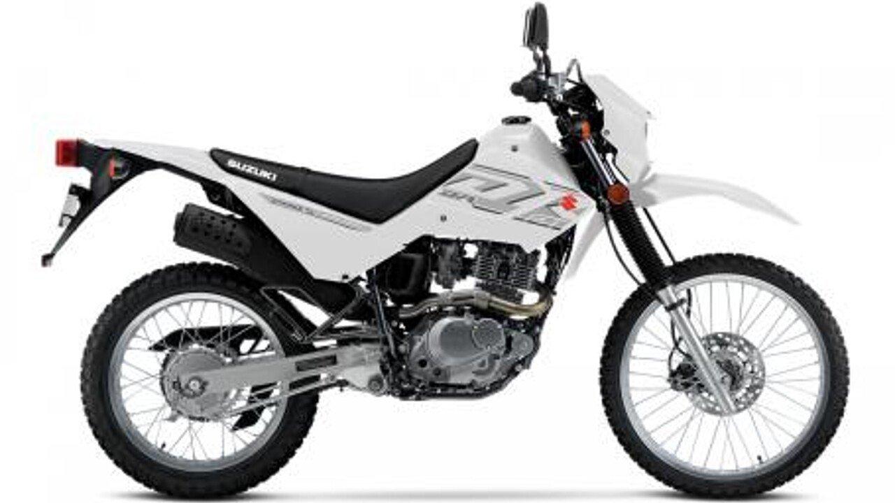 2018 Suzuki DR200S for sale 200528988