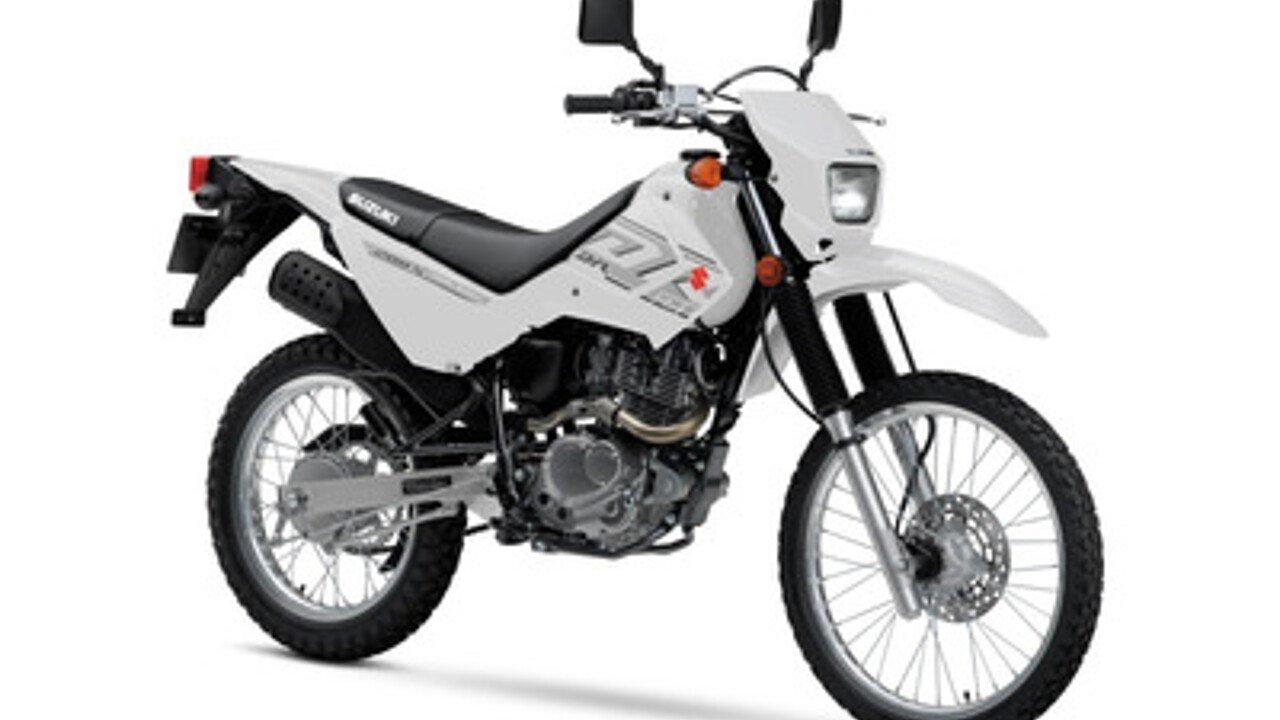 2018 Suzuki DR200S for sale 200533599