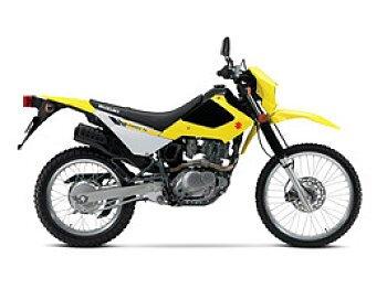 2018 Suzuki DR200S for sale 200534046