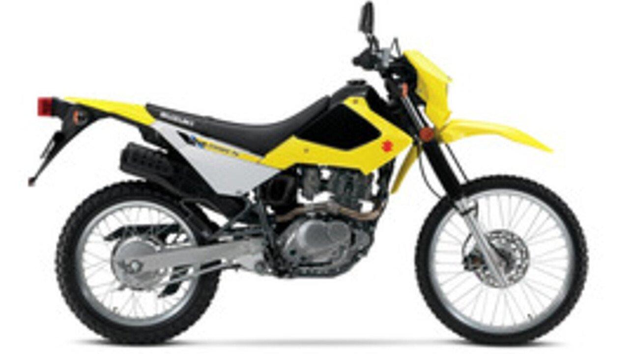 2018 Suzuki DR200S for sale 200550305