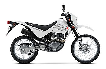 2018 Suzuki DR200S for sale 200559125