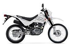 2018 Suzuki DR200S for sale 200496345