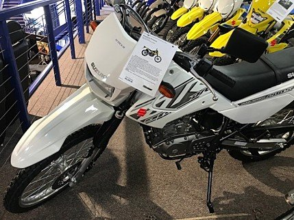 2018 Suzuki DR200S for sale 200549127