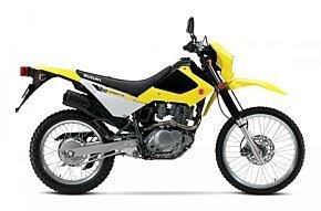 2018 Suzuki DR200S for sale 200607792