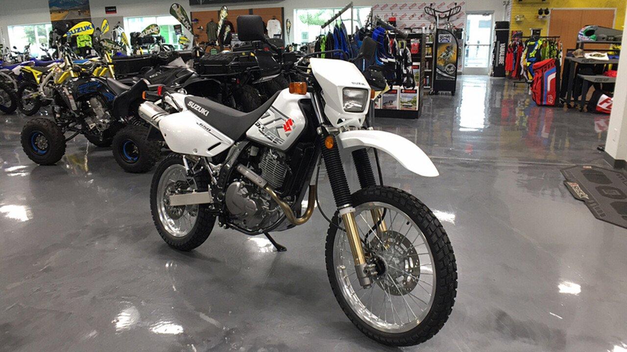 2018 Suzuki DR650SE for sale 200492016