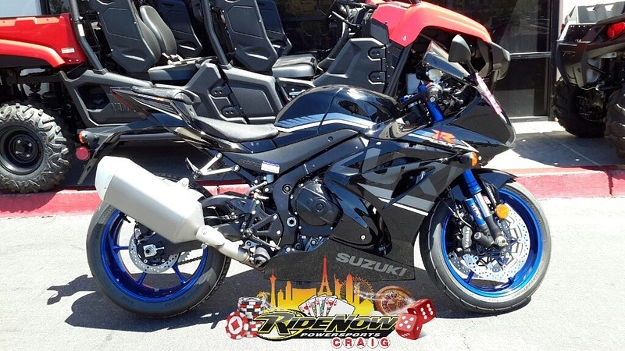 2018 Suzuki GSX-R1000R for sale 200570947