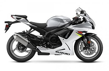 2018 Suzuki GSX-R600 for sale 200516603