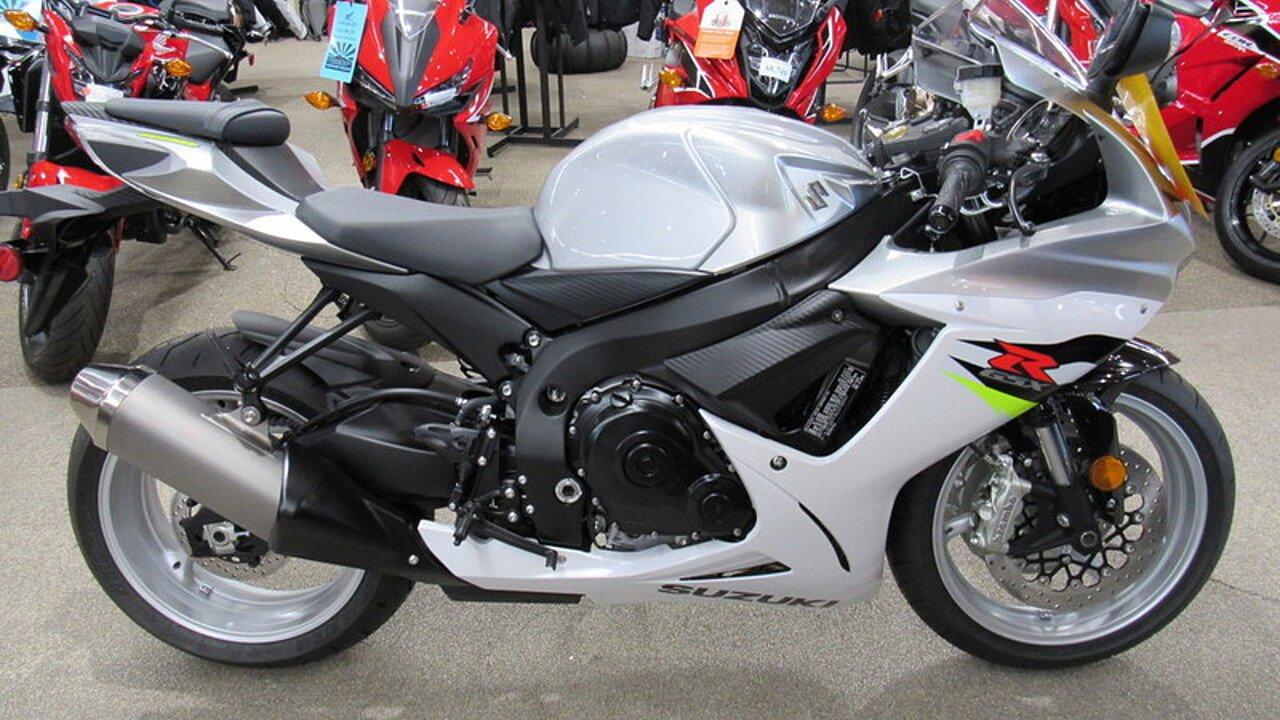 2018 Suzuki GSX-R600 for sale 200552831