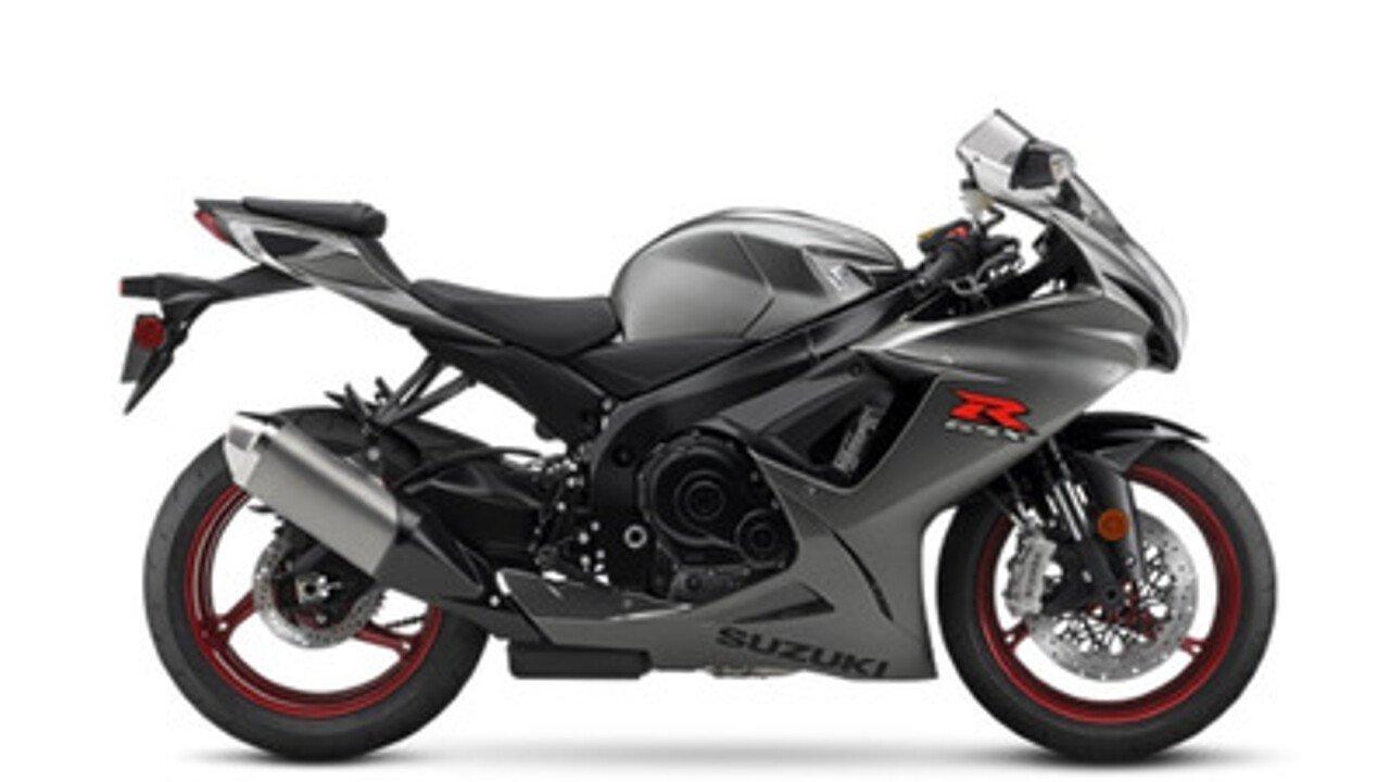 2018 Suzuki GSX-R600 for sale 200559530