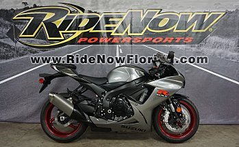 2018 Suzuki GSX-R600 for sale 200570061