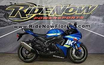 2018 Suzuki GSX-R600 for sale 200570268