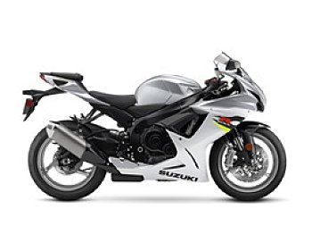 2018 Suzuki GSX-R600 for sale 200576712