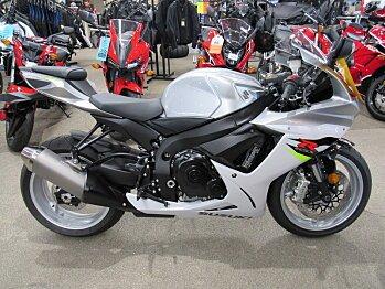 2018 Suzuki GSX-R600 for sale 200614065