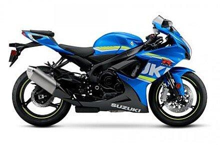 2018 Suzuki GSX-R600 for sale 200539407