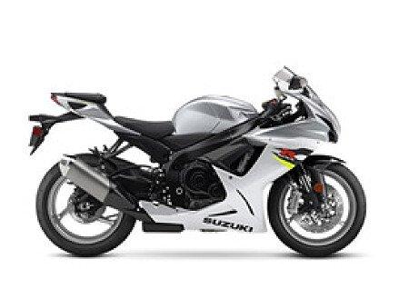 2018 Suzuki GSX-R600 for sale 200543428