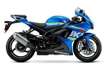 2018 Suzuki GSX-R600 for sale 200599300