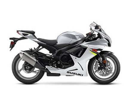 2018 Suzuki GSX-R600 for sale 200601792