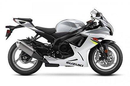2018 Suzuki GSX-R600 for sale 200607669