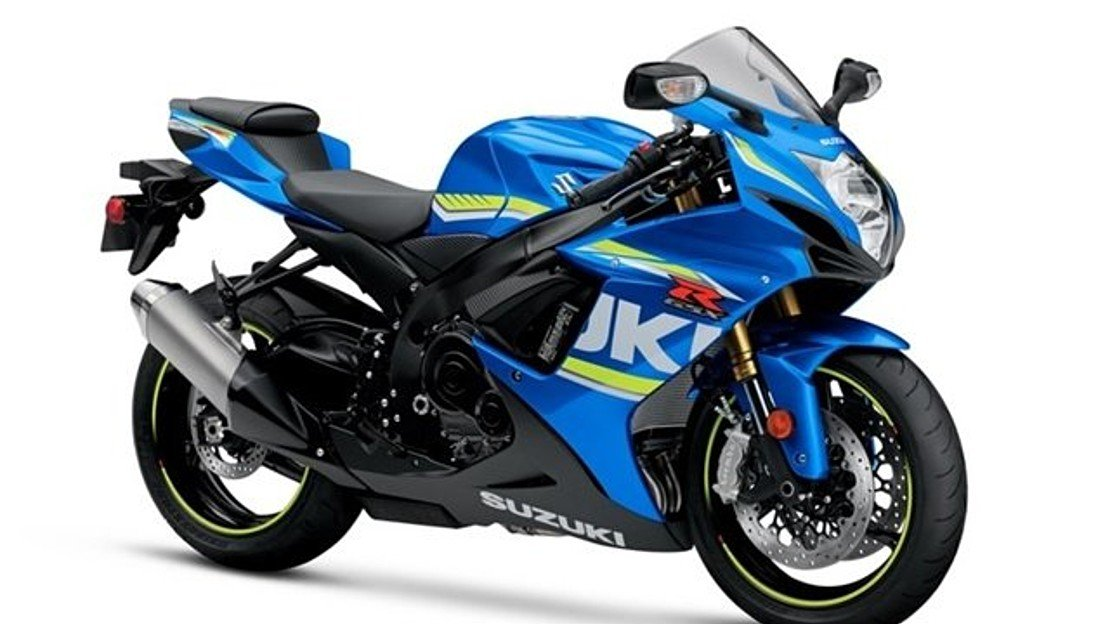 2018 Suzuki GSX-R750 for sale 200507703