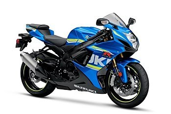 2018 Suzuki GSX-R750 for sale 200507708