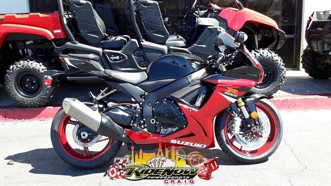 2018 Suzuki GSX-R750 for sale 200546477