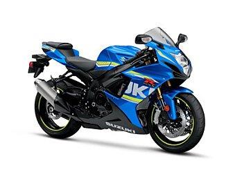 2018 Suzuki GSX-R750 for sale 200565991
