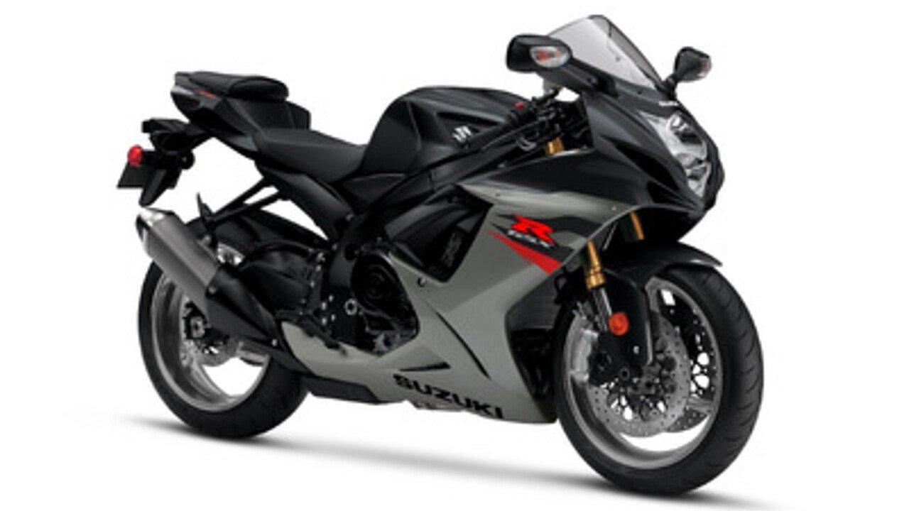 2018 Suzuki GSX-R750 for sale 200569879