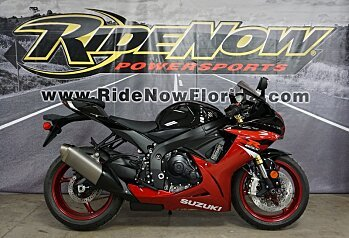 2018 Suzuki GSX-R750 for sale 200570079
