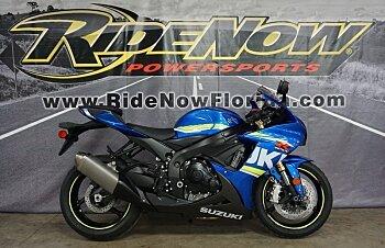 2018 Suzuki GSX-R750 for sale 200570169