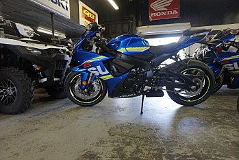 2018 Suzuki GSX-R750 for sale 200601710