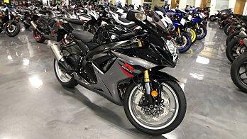 2018 Suzuki GSX-R750 for sale 200617085