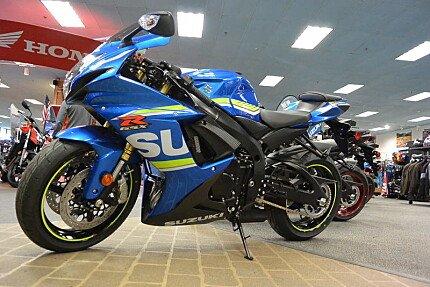 2018 Suzuki GSX-R750 for sale 200528636