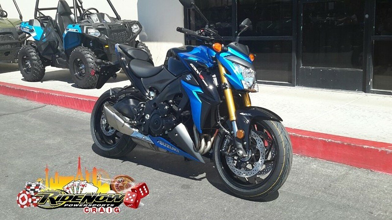 2018 suzuki gsx-s1000 for sale near las vegas, nevada 89030