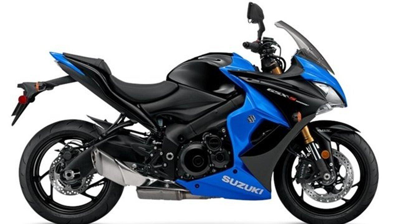 2018 Suzuki GSX-S1000F for sale 200496252