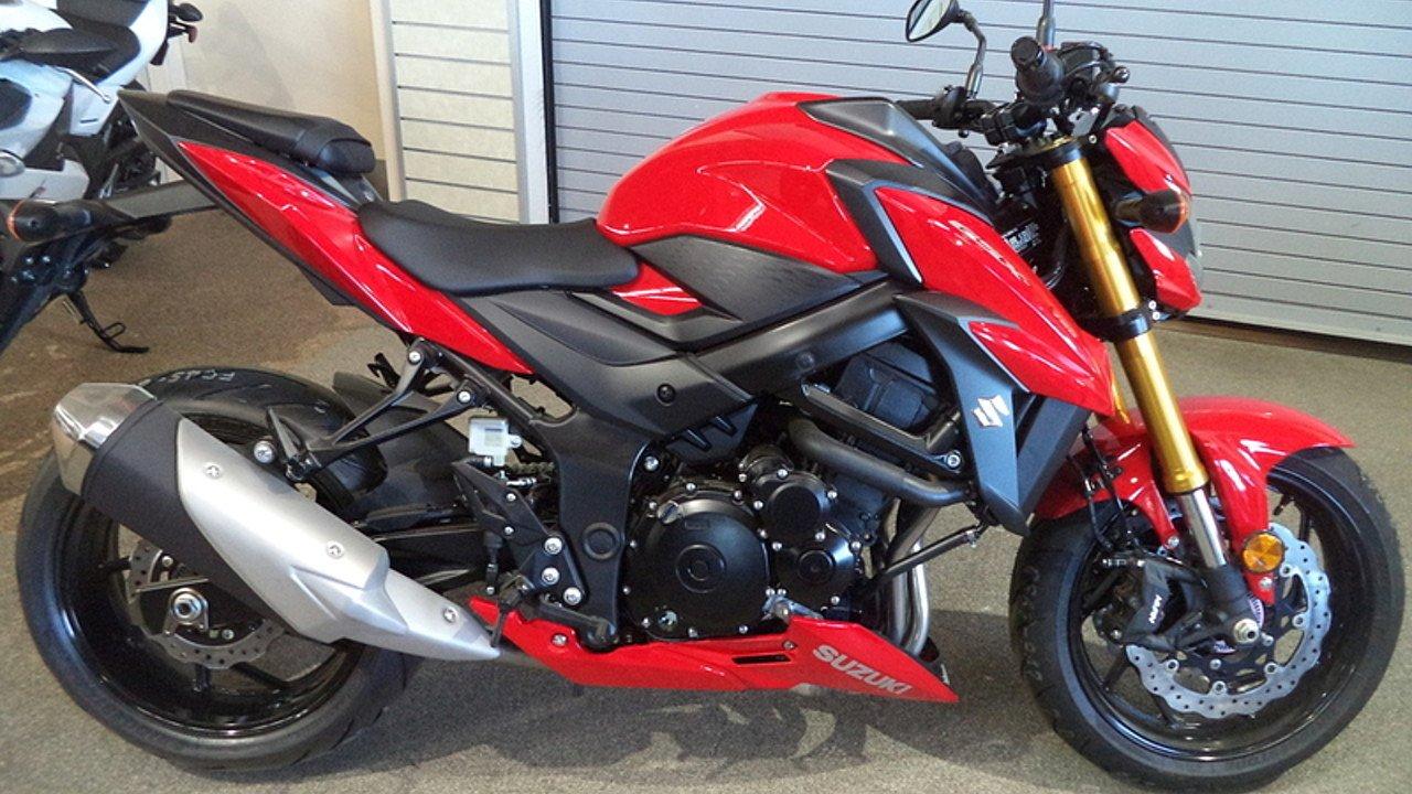 2018 Suzuki GSX-S750 for sale 200443548