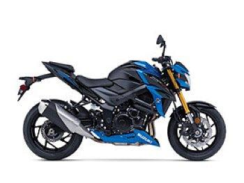 2018 Suzuki GSX-S750 for sale 200451345