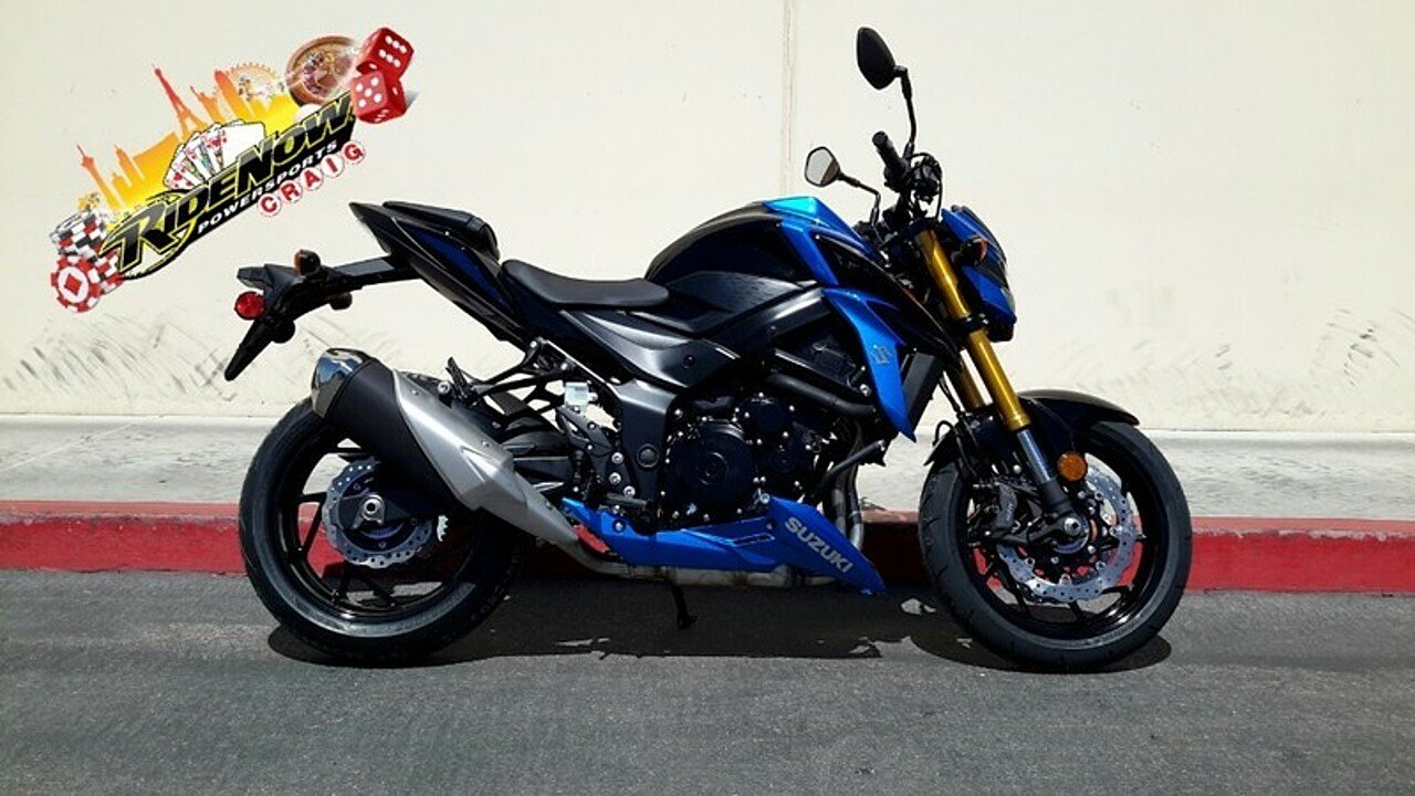 2018 Suzuki GSX-S750 for sale 200452274