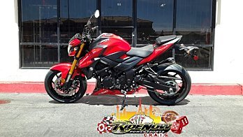 2018 Suzuki GSX-S750 for sale 200452362