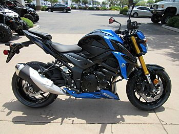 2018 Suzuki GSX-S750 for sale 200454018