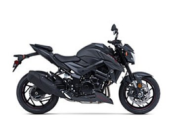 2018 Suzuki GSX-S750 for sale 200543523