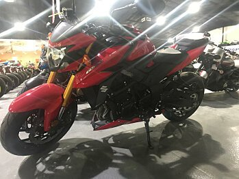 2018 Suzuki GSX-S750 for sale 200616800